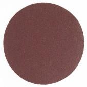 Круг абразивный P150 150мм на ворсовой основе (уп. 5шт)