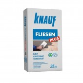 Клей Knauf Флизен Плюс для плитки усиленный 25 кг