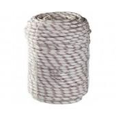 Фал плетеный полипропиленовый СИБИН 24-прядный с полипропиленовым сердечником d12мм 1000м 1000кгс