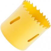 Пила кольцевая (коронка) Bi-Metall 22мм BIBER