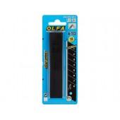 Лезвие OLFA BLACK MAX сегментированное, 18*100*0,5мм