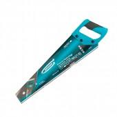 Ножовка по дереву PIRANHA 450мм 7-8 TPI зуб-3D каленый, 2-х комп. рукоятка GROSS