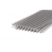 Сетка сварная неоцинкованная 3,5мм*100*100 карта 1,5*2,0м