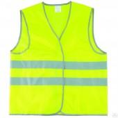 Жилет Stayer Master флуоресцентный желтый, размер XXL (52-54)