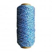 Нить капроновая крученая 148 текс цветная (100м)