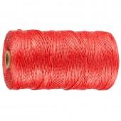 Шпагат Stayer многоцелевой полипропиленовый d=1.5мм красный 110м
