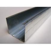Профиль направляющий ПН-4 (75х40) длина 3 м тол 0,6