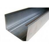 Профиль стоечный (75х50) 3м толщина 0,55 мм