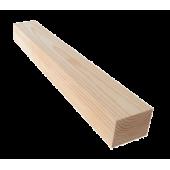Брус обрезной ГОСТ 1 сорт 100х150х6000 мм Зеленый лес 1м3-11 штук