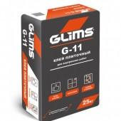 Клей GLIMS G-11 Мастер универсальный плиточный 25кг