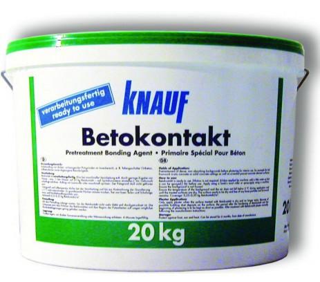 Грунтовка Кнауф   Knauf Бетоноконтакт (20 кг)