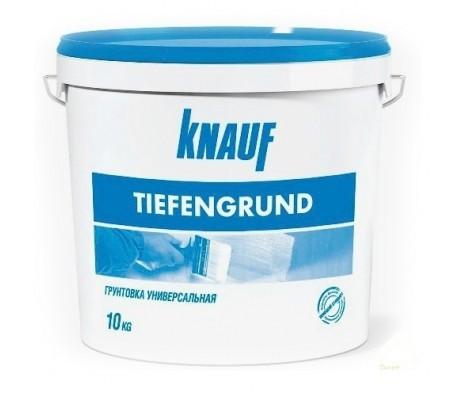 Грунтовка универсальная KNAUF TIEFENGRUND | Тифенгрунд (10 л)