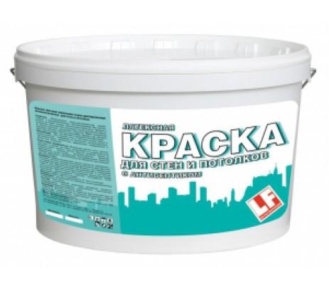 Краска Феникс 40 кг для стен и потолков