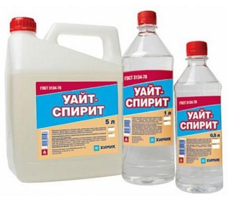 Уайт-спирт 5 литров