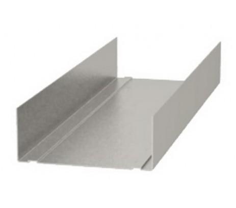 Профиль направляющий 100х40 3 м стенка 0,55 мм