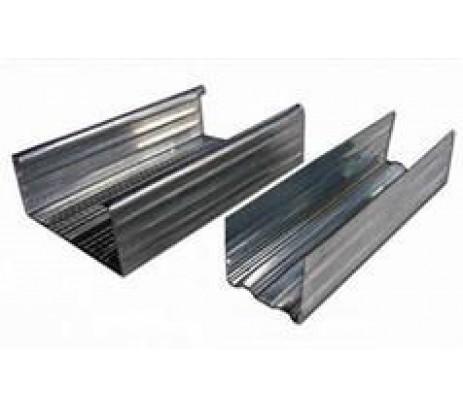 Профиль направляющий 27х28 3 м стенка 0,55 мм