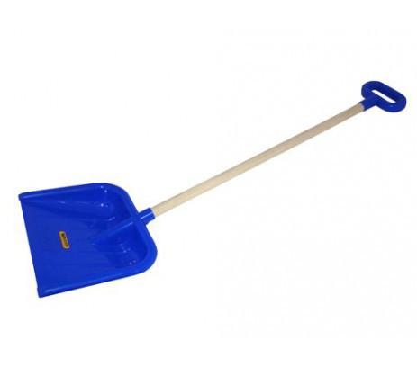 Лопата снеговая с ручкой