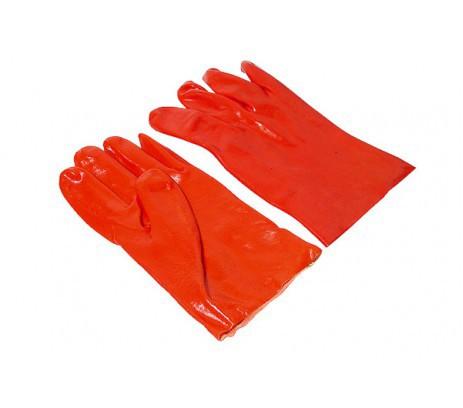 Перчатки резиновые маслостойкие