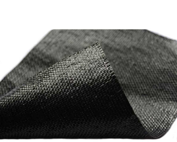 Геотекстиль черный 80 мкр (40 м2)  (1,6*25)