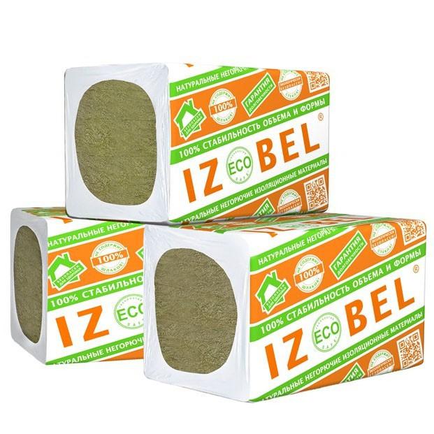 Утеплитель Изобел (IZOBEL), П25  1000х600х50 мм, 0,24 м3, 4.8 м2