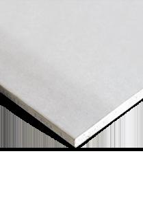 Гипсокартонный лист МАГМА (ГКЛ) 2500х1200х12,5 мм