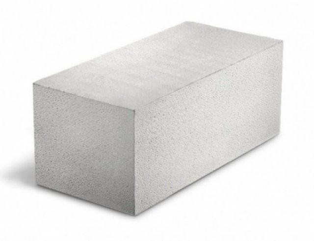 Блок газосиликатный D-600 625*250*100 ЭКО