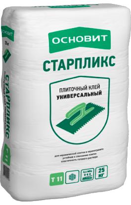 Клей плиточный Основит Старпликс Т-11, 25 кг
