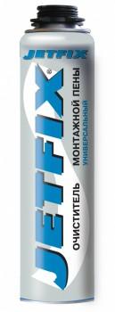 Пена монтажная JETFIX 750ml (всесезонная) быт/трубка
