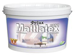 Краска «Mattlatex» - Евро