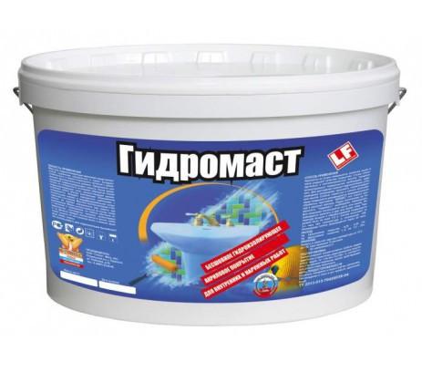 Гидромаст акриловая мастика 22 кг