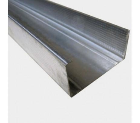 Профиль стоечный 100х50 3 м стенка 0,4