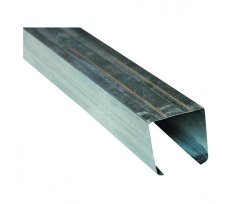 Профиль стоечный 50х50 3 м стенка 0,55 мм