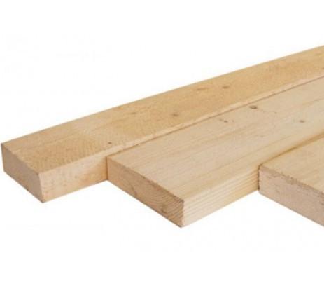 Доска обрезная ГОСТ 1 сорт 40х100х6000  (Зеленый лес)  1м3- 41 штука