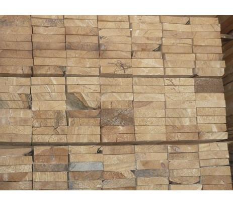 Доска обрезная ГОСТ 1 сорт 50х100х6000  (Зеленый лес)  1м3-33 штуки