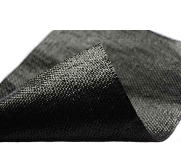 Геотекстиль черный 100 мкр (40 м2) (1,6*25)