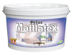 Краска   Матлатекс  интерьерная моющаяся 7 кг
