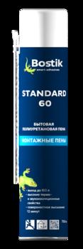 КОПИЯ Bostik ПЕНА МОНТАЖНАЯ БЫТОВАЯ Standard 60, 750 мл